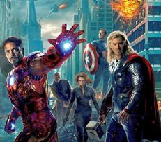 Картина по номерам Мстители Марвел (Avengers) купить