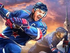 Картина по номерам Хоккей