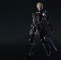 Фигурка Райдэна из игры Metal Gear