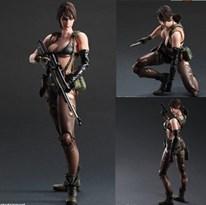 Фигурка Доктор Наоми из игры Metal Gear (Metal Gear solid v the phantom pain)