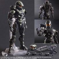 Подвижная фигурка воина из игры Halo (Halo 5: Guardians)