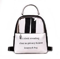 Прозрачный рюкзак купить в России