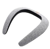 Портативная Bluetooth колонка на шею (серая) купить в России