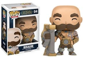 Фигурка Браум (Braum) из игры League of Legends