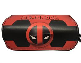 Пенал с эмблемой из фильма Дэдпул (Deadpool) купить в Москве
