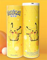 Умный пенал тубус с замком Пикачу (Pikachu Pokemon) купить