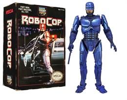 Подвижная фигурка RoboCop (Робот-полицейский) из видеоигры 18 см