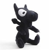 Мягкая игрушка демон Люци сидит из мультсериала Разочарование 30 см купить в России