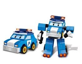 Игровой набор Трансформер полицейская машина Робокар Поли (Robocar Poli) купить в России
