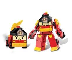 Игровой набор Трансформер пожарная машина Рой (Robocar Poli - Roy) купить в России