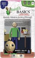 Подвижная фигурка Злой Балди (Angry Baldi) из игры Baldis Basics купить в Москве