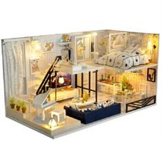 Румбокс интерьерный конструктор с мебелью Лофт купить в России