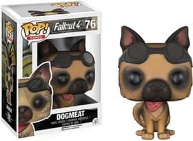Фигурка Псина (Dogmeat) из игры Fallout