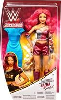 Кукла рестлер Саша Бэнкс (WWE Superstars Sasha Banks Doll & Fashion) купить в Москве