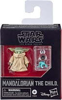 Фигурка Малыш Йода (Star Wars The Black Series The The Mandalorian Baby Yoda Action Figure) купить в Москве