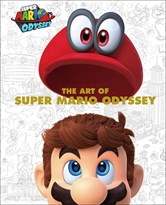 Артбук Супер Марио (The Art of Super Mario Odyssey HC) купить в Москве