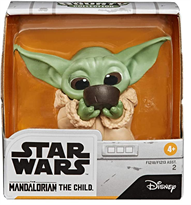 Фигурка Малыш Йода (Star Wars The Bounty Collection The Child The Mandalorian Baby Yoda Sipping Soup) купить в Москве