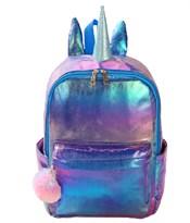 Рюкзак единорог (фиолетовый) купить в России