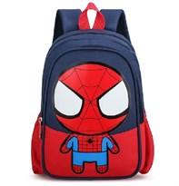Школьный Рюкзак Человек Паук (синий) купить в России