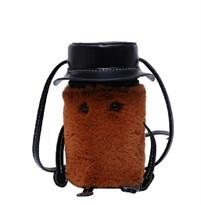 Плюшевая мини-сумка Кузен Itt (Семейка Аддамс) купить в России