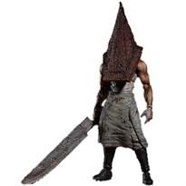 Подвижная фигурка Пирамидоголового из Silent Hill