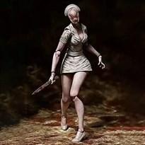 Подвижная фигурка Медсестры из Silent Hill