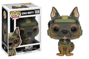 Фигурка собака Райли (dog Riley) из игры Call of Duty № 146