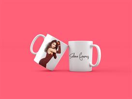 Кружка Selena Gomez купить