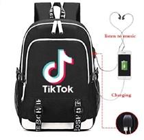 Рюкзак Tik Tok с USB зарядкой купить в России