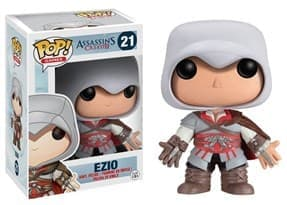 Фигурка Эцио (Ezio) из игры Assassins Creed