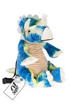 Рюкзак в форме динозавра (Цвет Голубой) купить