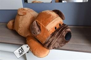 Мягкая игрушка подушка Собачка