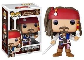 Фигурка Капитан Джек Воробей (Captain Jack Sparrow) из фильма Пираты Карибского моря