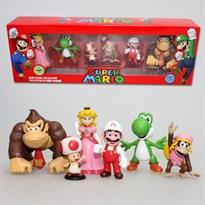 Набор фигурок из игры Super Mario