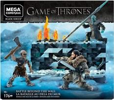 Конструктор Игра Престолов: Битва Белого Ходока (Mega Game of Thrones: White Walker Battle Construx) 176 детали купить в России