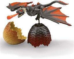 Конструктор Игра Престолов: дракон Дрогон (game of Thrones: Drogon Building Set - Mega Construx) 30 деталей купить в России