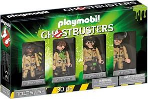 Конструктор Охотники за привидениями (PLAYMOBIL Ghostbusters Collector's Set Ghostbusters) 30 деталей купить в России