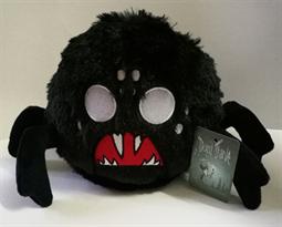 Плюшевый черный паук (Black Spider Plush) из игры Don't starve купить в Москве