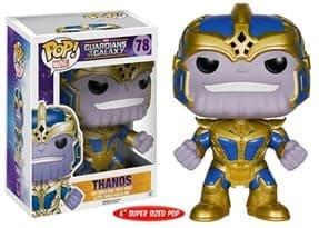 Фигурка Танос (Thanos 6-Inch) из фильма Стражи Галактики