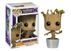 Фигурка Танцующий Грут (Dancing Groot) из фильма Стражи Галактики № 65