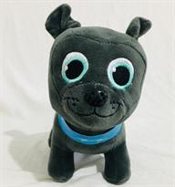 Мягкая игрушка мопс Бинго Дружные мопсы 20 см купить в Москве