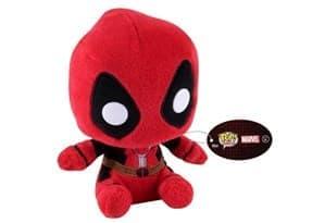 Игрушка Deadpool 6-inch Plush из вселенной Marvel