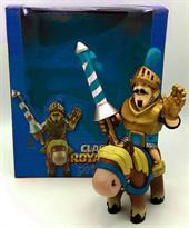 Фигурка Принц в золотисто-синих доспехах Война кланов (Clash of Clans) заказать