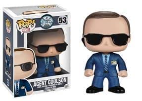 Фигурка Агент Коулсон (Agent Coulson) из вселенной Marvel № 53
