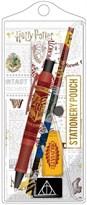 Набор канцелярских принадлежностей из Гарри Поттера (Harry Potter Stationery Pouch Quidditch) купить