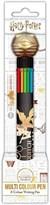 Ручка Снитч из Гарри Поттера (Harry Potter Snitch 8 Colour Pen) 8 цветов купить