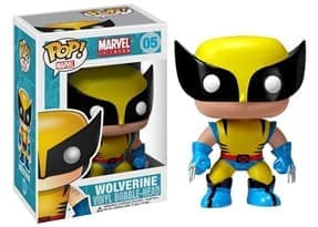 Фигурка Россомаха Логан (Wolverine Logan) из вселенной Marvel № 05