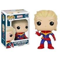 Фигурка Капитан Марвел (Captain Marvel Unmasked) из вселенной Marvel