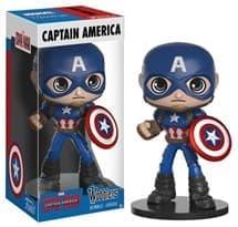 Фигурка Капитан Америка (Captain America Wobblers) из вселенной Marvel купить в Москве