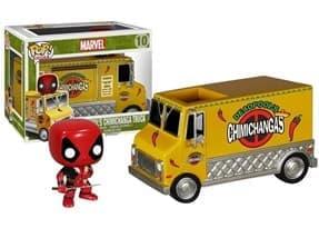 Игрушка Deadpool with Chimichanga из вселенной Marvel